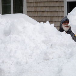 Maine receives disaster declaration for February blizzard