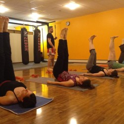 Heat turned up at Brunswick yoga studio