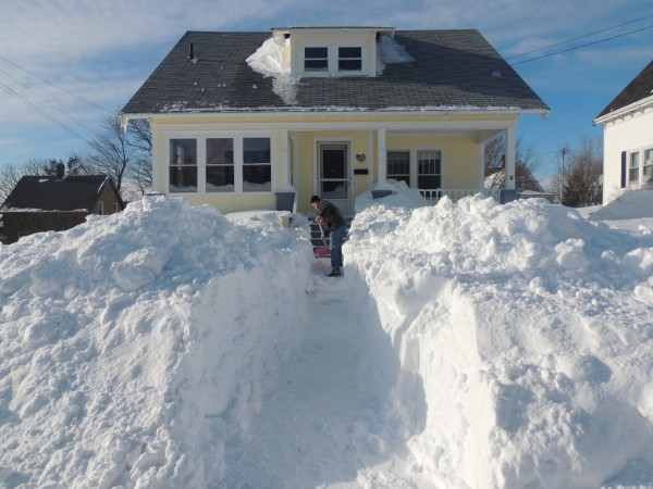 Unrelenting Winter Straining Many Maine Towns Cities