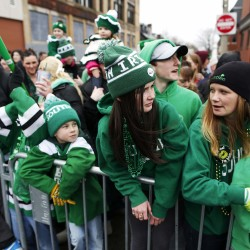St. Patrick's Day is a time for everyone to celebrate all things Irish
