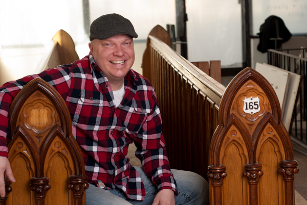 Ken Bell plans to open Portland House of Music and Events, HOME, in late May in Portland.