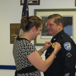 Corrections promotes Michael Garan to chief firearms instructor