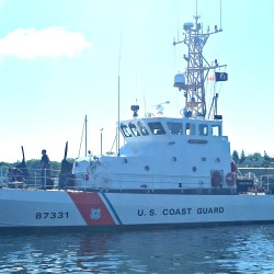 US Coast Guard, Canadian police partner for border law enforcement duties