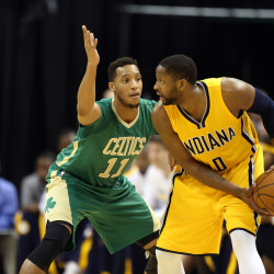 Pacers handle Celtics, gain conference lead