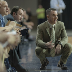 Coach Woodward: UMaine men must defend 3-point line against Albany in league quarterfinals