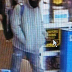 Police looking for lone suspect in County armed robbery