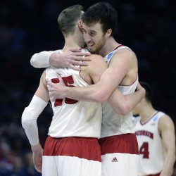 Florida, Wisconsin earn berths to Final Four