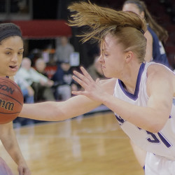 UMaine's Liz Wood shares America East basketball rookie honor