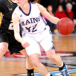 UMaine women face former league foe in Northeastern