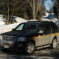 Waterboro man injured after rolling pickup truck