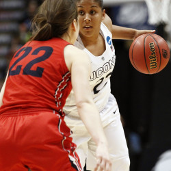 Boatright helps UConn hold off UNH