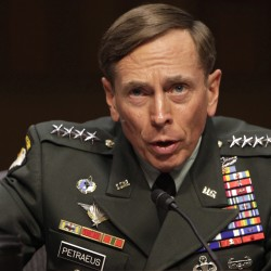 David Petraeus resigns as CIA director after admitting affair