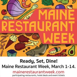 Nearly 50 restaurants to participate in Maine Restaurant Week
