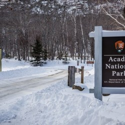 Acadia National Park is Open Fall, Winter, Spring, and Summer