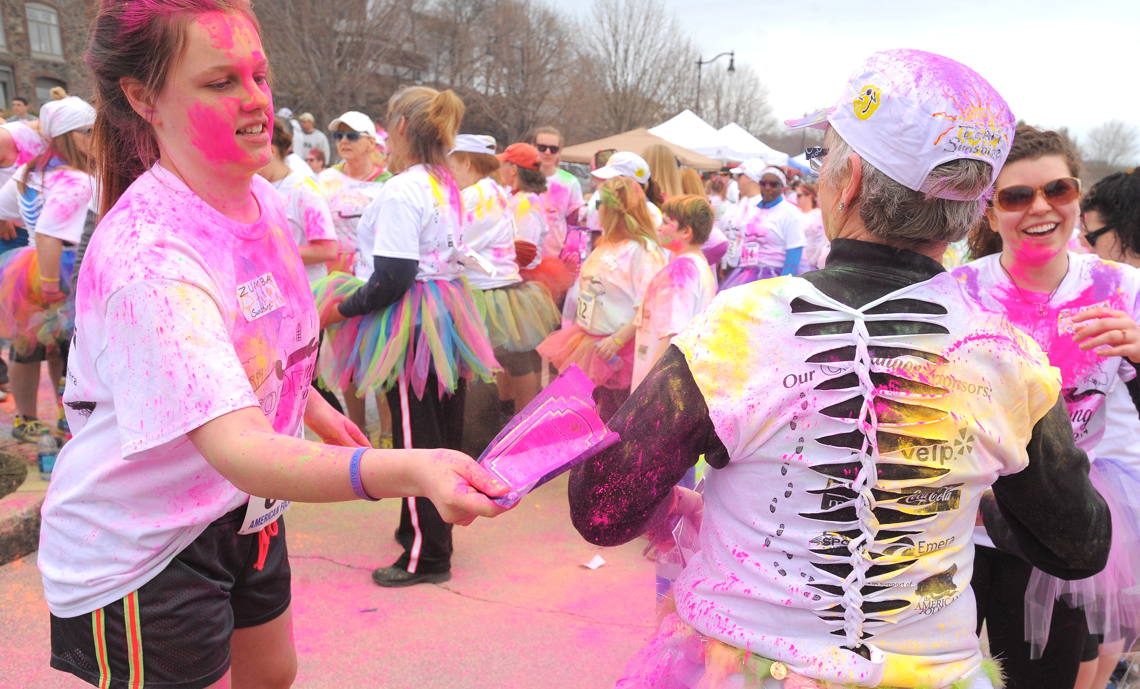 American Folk Festival announces first color fun run for Bangor