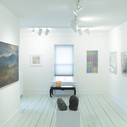 Caldbeck Gallery opening, A Year in the Georges River Watershed