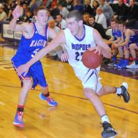Hampden basketball star Zach Gilpin to attend Bridgton Academy