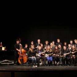Hampden Academy Jazz Ensemble, 2015 State Jazz Band Champions - Div. 2