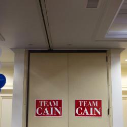 Cain's mistakes