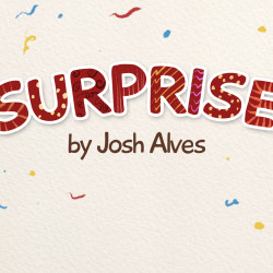 """SURPRISE"" is Josh Alves' latest book and will be available on all devices early April."
