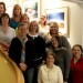 Pictured: Wright-Ryan team members gather following WIC Week reception. Photo credit: Wright-Ryan.