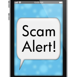 Mainers warned about fake-check scam