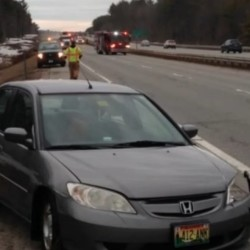 Three-car pileup slows traffic on Maine Turnpike, police say