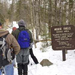 Website, hiker's guide describe Maine waterfalls