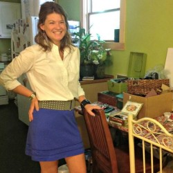 Winterport native finding success designing, selling her own leather jewelry