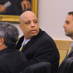 Prosecution, defense attorneys deliver closing arguments in Bangor triple murder trial