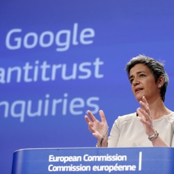 EU says Google may have abused its dominance, urges settlement