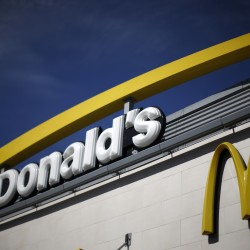 McDonald's left hungry by rivals, economy in July