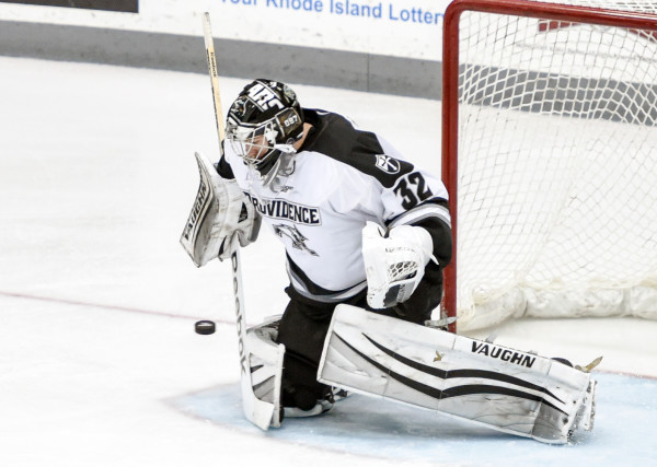 South Portland Native Plays Vital Role In Providence S Frozen Four Berth