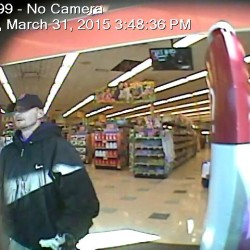 Man robs Waterville pharmacy of oxycodone, still at large