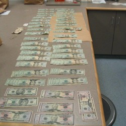 Money found in Orono parking lot still unclaimed