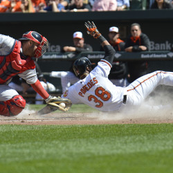 Davis, Markakis power Orioles by Sox