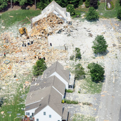 Panel rejects Yarmouth lawmaker's bill to waive taxes on destroyed homes