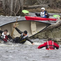 High water may greet paddlers at 51st Kenduskeag race