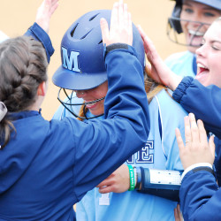 Hill pitches UMaine softball team to two victories over Binghamton