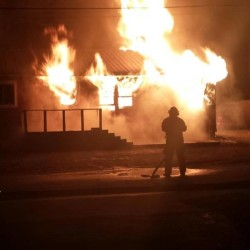 Ammunition rounds explode at Millinocket fire