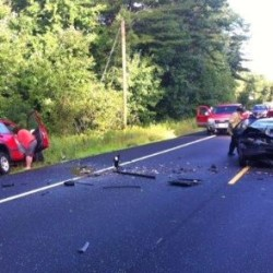 Knox County sheriff seeks state review of Route 1 stretch where fatal crash occurred