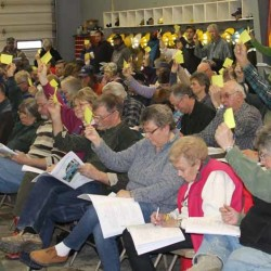 Special Sangerville meeting to elect new selectman, decide fate of two roads