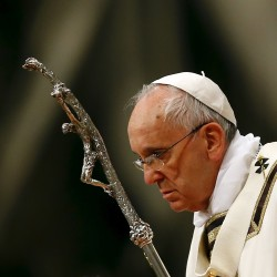 Pope Francis says hypocrisy undermines Church's credibility