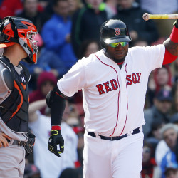 Schoop sparks Orioles past Red Sox