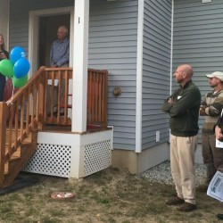 Habitat for Humanity to build veteran's home on land donated by Kennebunkport