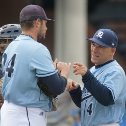 Pitching, patience help UMaine stay atop league baseball standings; home opener set Saturday