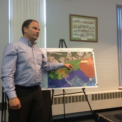 Trash disposal group, town officials unveil plan for solid waste processing plant in Hampden
