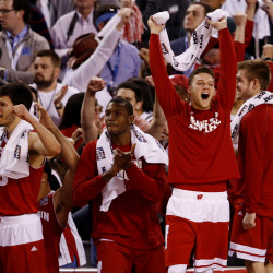 Wisconsin coach criticized for making right call
