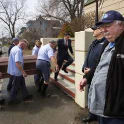 For mail carriers, Christmastime is a 'year in a month'