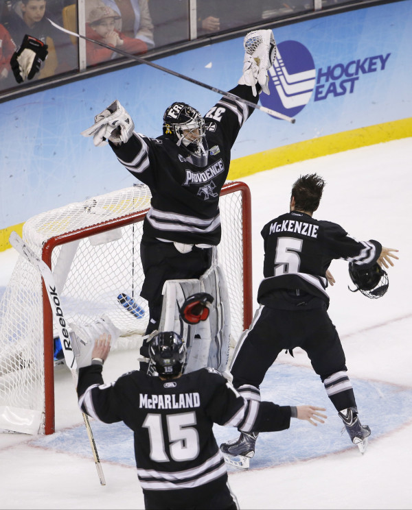 new style 4a227 2c3b7 South Portland native leads Providence by BU for national ...